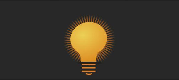 Idea generation - light bulb moment