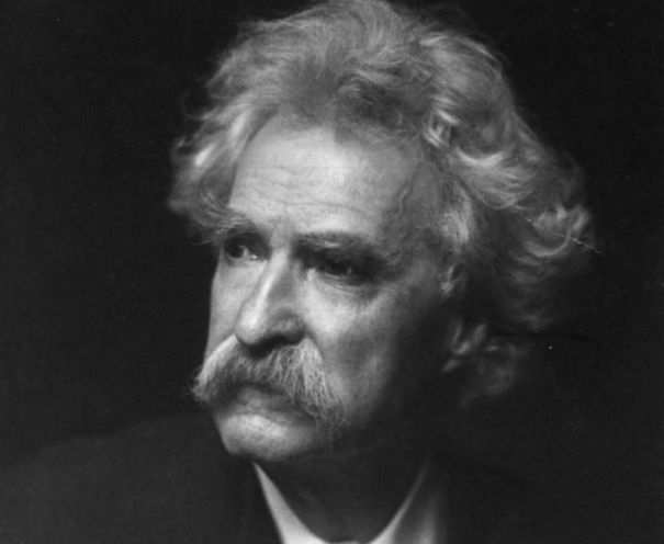 Mark Twain creative commons wikipedia