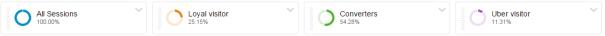 Segment examples Google Analytics