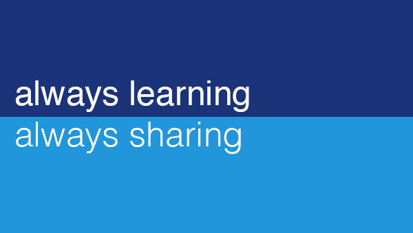 LJMU Blueprint - always learning always sharing